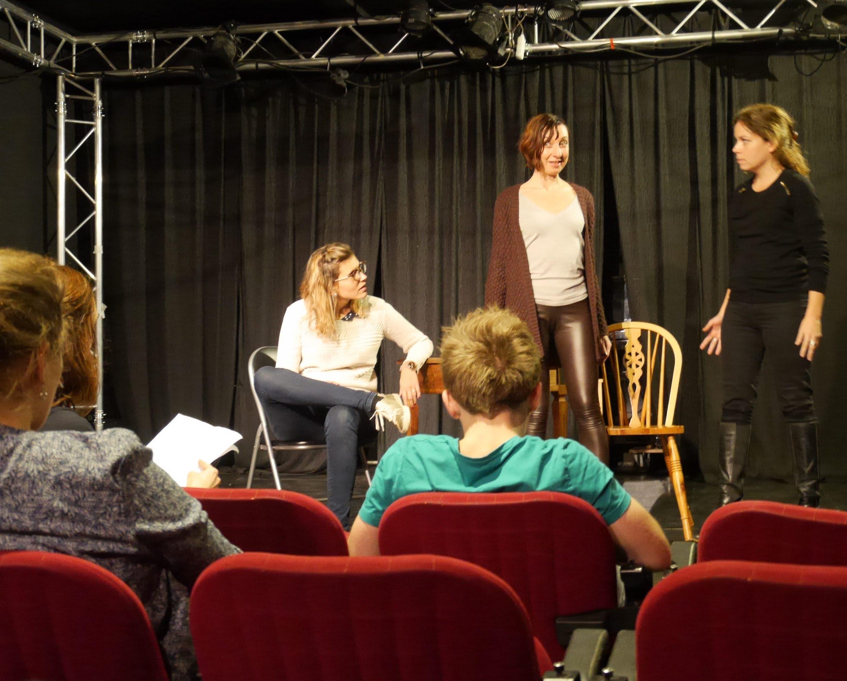 Stage de théâtre les 19 et 20 Novembre 2015