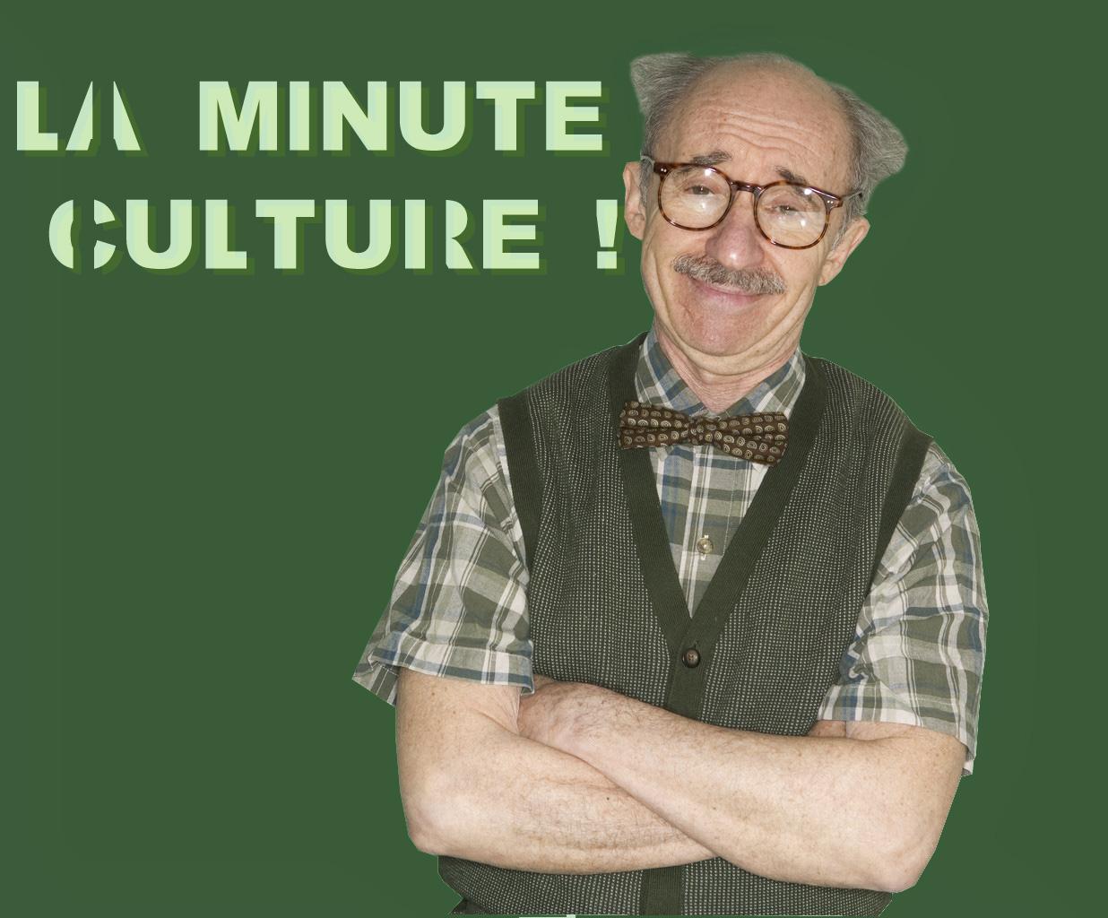 La Minute Culture n°7. Des Chiffres !