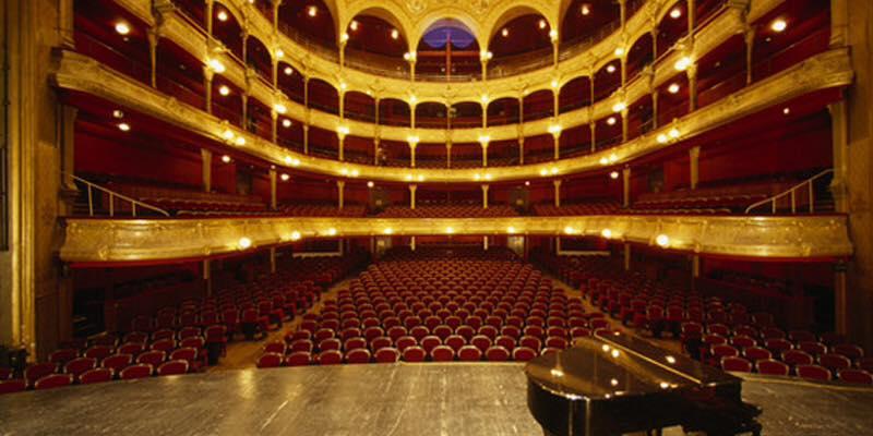 Gagnez une Visite privée du Théâtre du Chatelet !