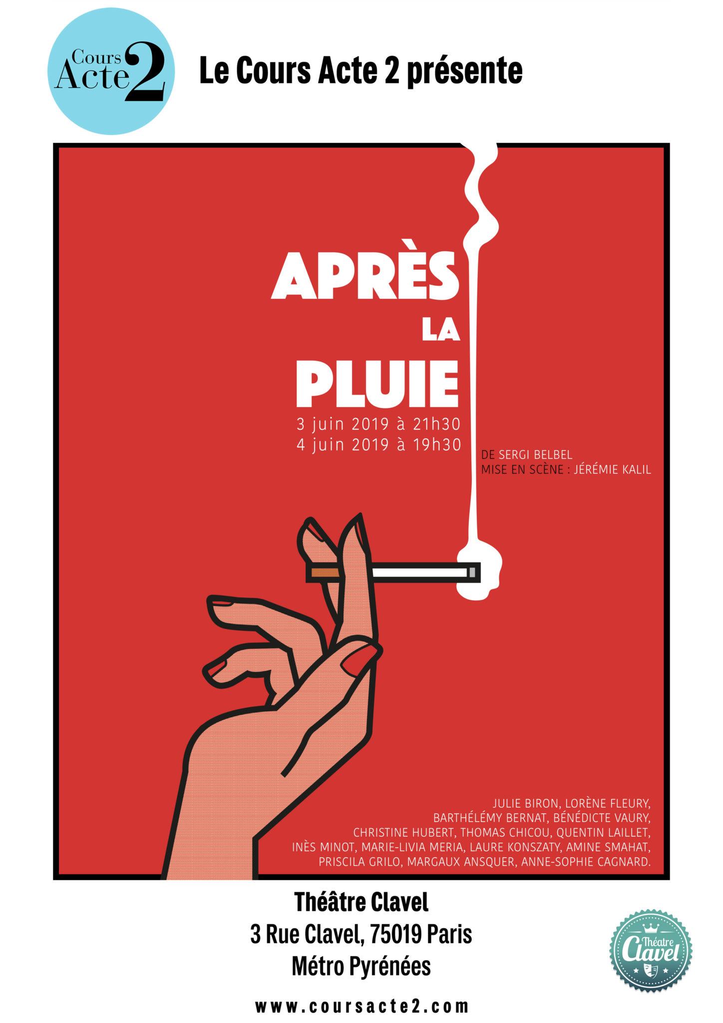 APRES_LA_PLUIE_ACTE2 AFFICHE
