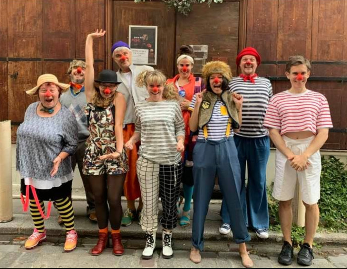 Stage Clown – 16 et 17 Janvier 2021