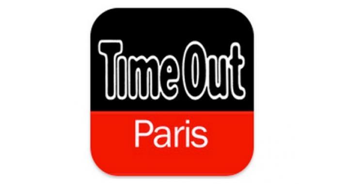 On parle de nous dans Time Out !