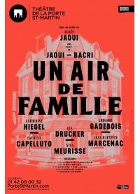 Invits à gagner pour Un Air de Famille !